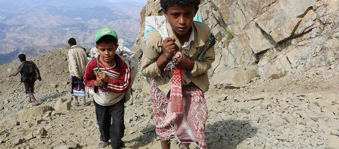 Yemen in 2018: Between War Economy and Pursuit of Death
