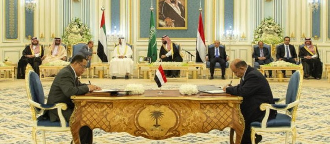 Riyadh Agreement between Legitimate Government and Separatists.. Way to peace on the rubble of sovereignty
